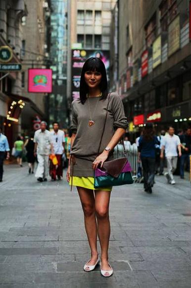 Hong Kong Street Style Aroundtheworldlamode